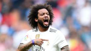 Marcelo Real Madrid La Liga 10202018