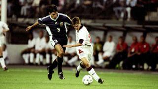 Michael Owen England Argentina 1998