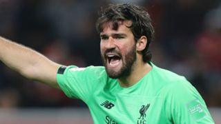Alisson Liverpool 2019-20