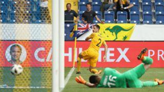 Milos Degenek Socceroos 2018
