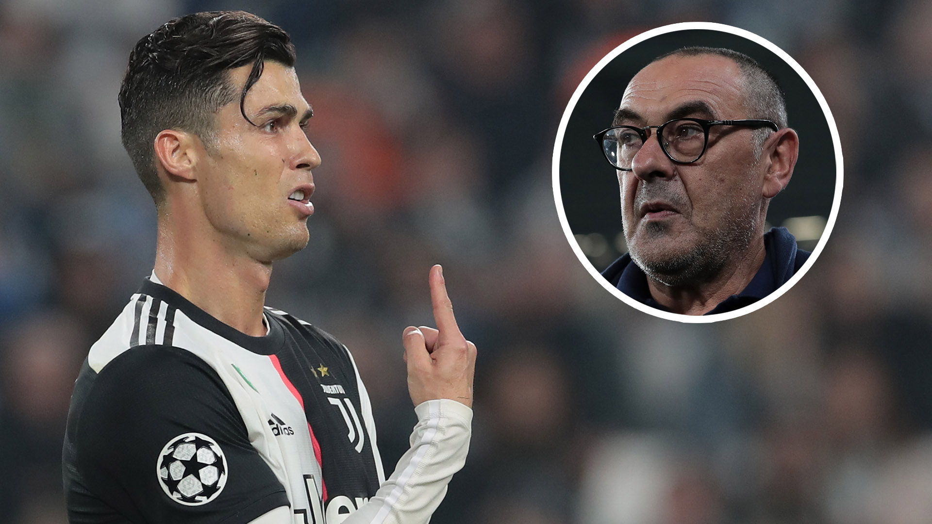 'How can you play like that?' - Ronaldo's sister slams Sarriball at Juventus