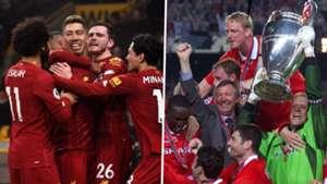Liverpool 2020 Man Utd 1999