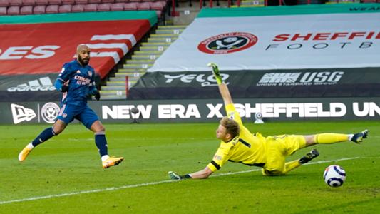 ลากาแซตต์ยิงเบิ้ล! อาร์เซนอลเคี้ยวบ๊วยเชฟฯ ยูฯ 3-0 | Goal.com