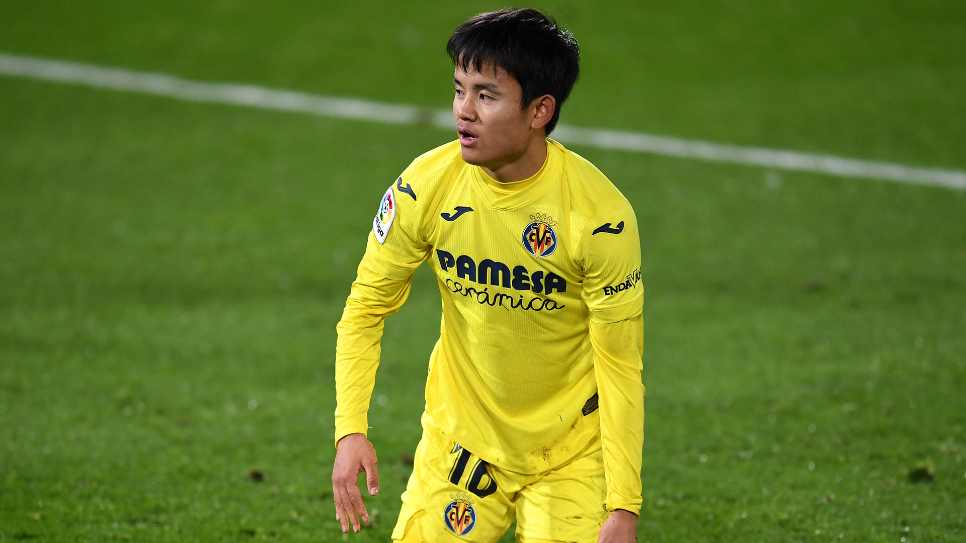 Real Madrid youngster Kubo wants 'way out' of Villarreal loan, says Emery