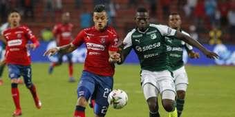 Deportivo Cali - Medellín finalistas Copa Colombia