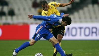 Rivaldo AEK - Getafe 02132008