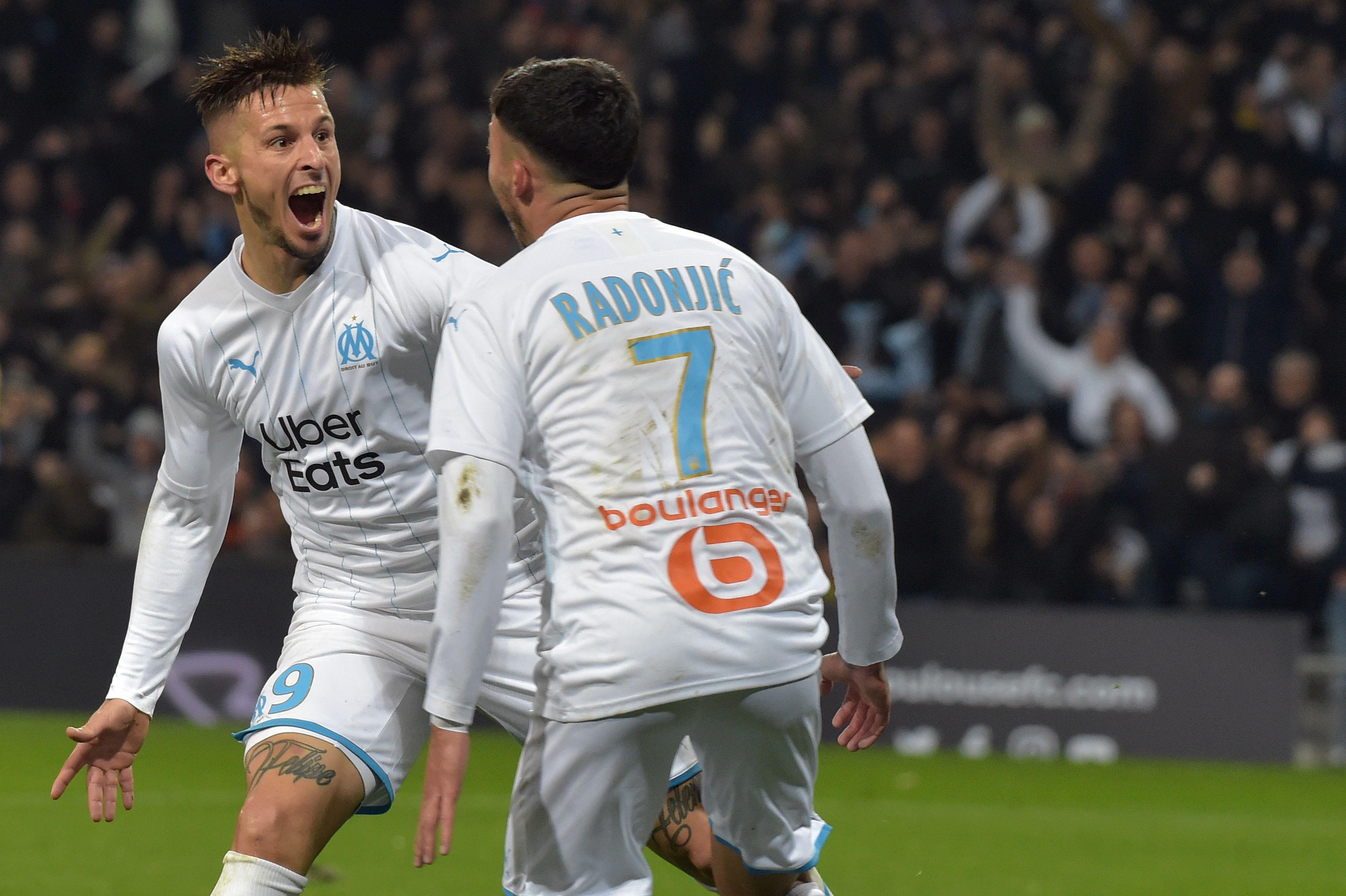 Ligue 1 - Rennes-Marseille : les compositions avec Camavinga, Radonjic et Kamara au milieu