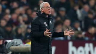 Claudio Ranieri Fulham West Ham Premier League 2019