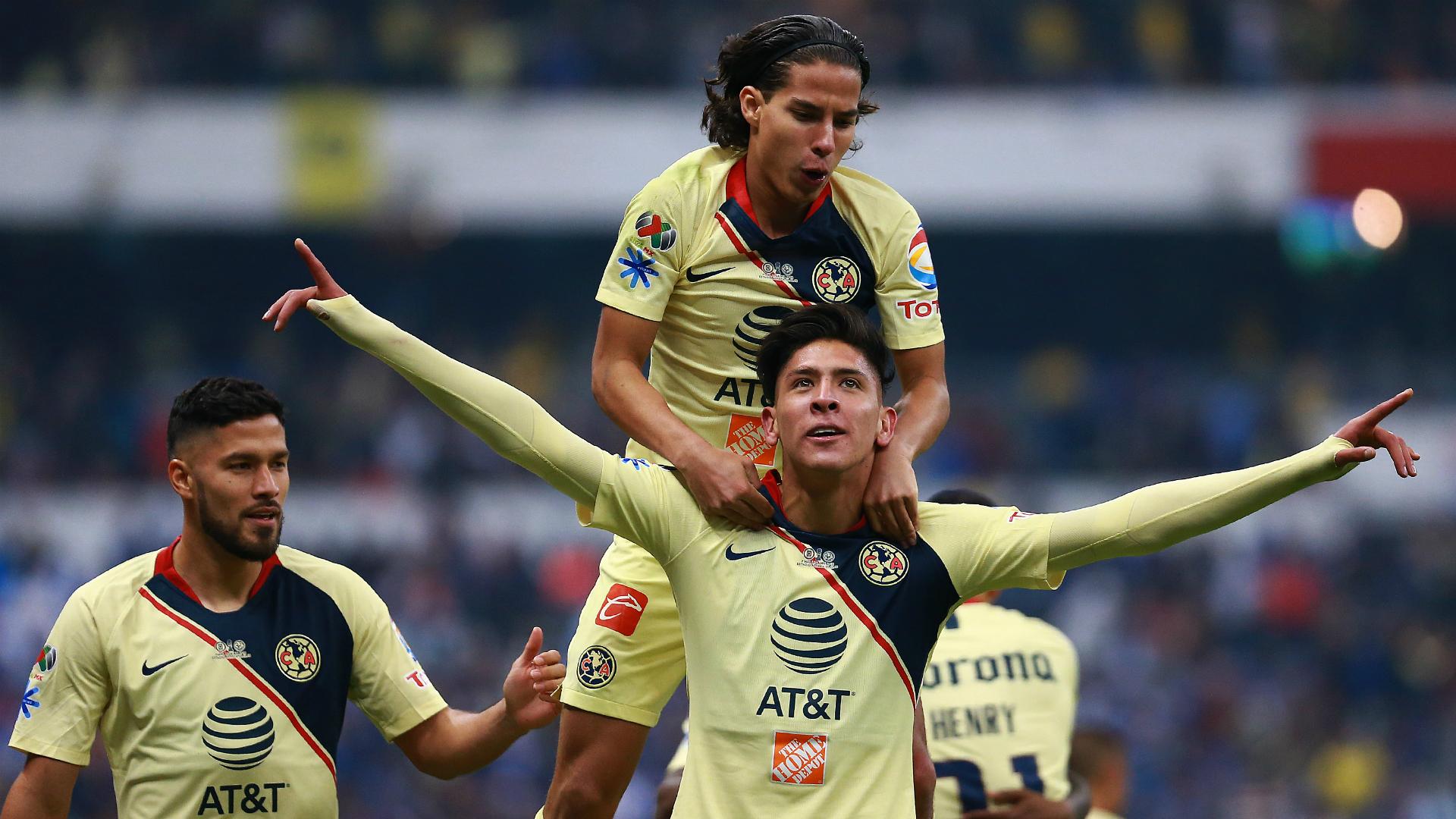 América Edson Álvarez