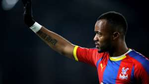 Jordan Ayew of Crystal Palace