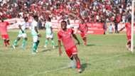 Hassan Dilunga of Simba SC v Mtibwa Sugar.