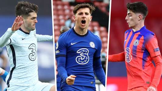 Mount excited by Pulisic and Havertz partnership as Chelsea find attacking spark