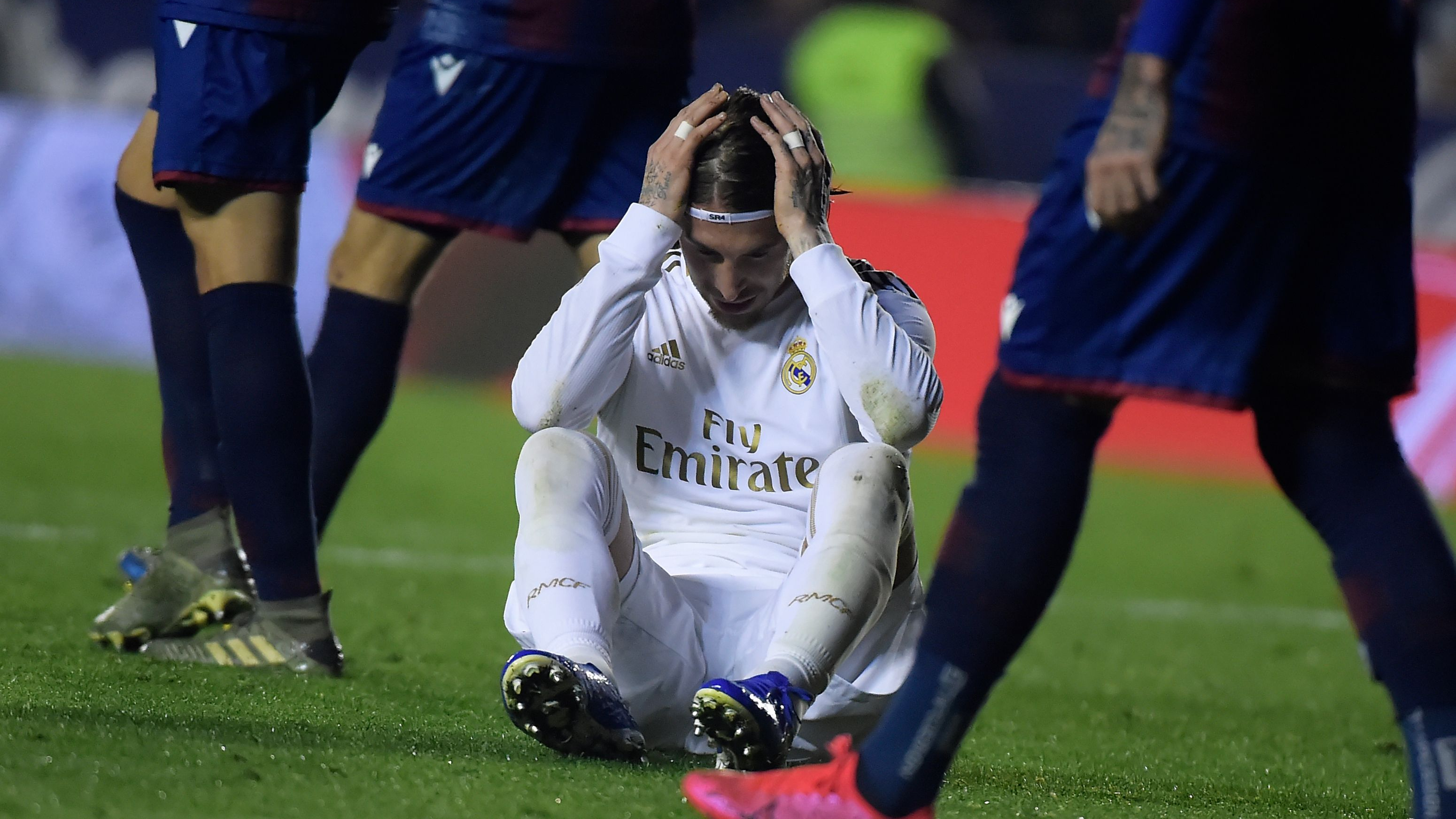 Ramos hits out at referee following Real Madrid defeat: I asked if he had a personal problem with me
