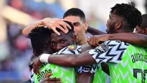 Super Eagles - Nigeria vs. Guinea