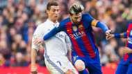 Messi Ronaldo Madrid Barcelona 120316
