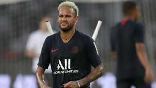 Neymar PSG training 2019