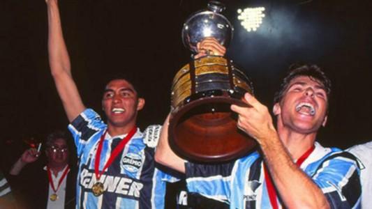 Grêmio - Libertadores - 1995