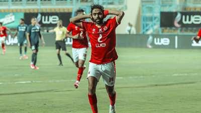 hussein el shahat - Al Ahly - Enppi EPL 2020-2021