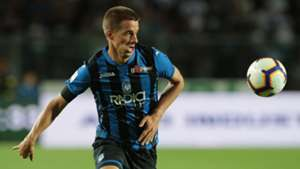 Mario Pasalic Atalanta Frosinone Serie A