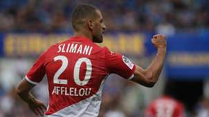 Islam Slimani - AS Monaco