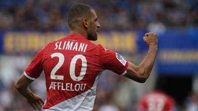 Islam Slimani - AS Monaco
