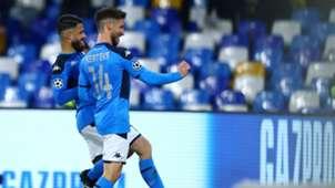 GER ONLY Mertens Insigne Napoli Barca