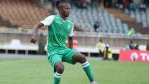 Francis Kahata of Gor Mahia FC .