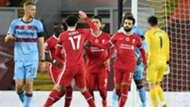 Salah Liverpool West Ham 2020