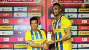 Herold Goulon, Pahang, Malaysian FA Cup, 22062019