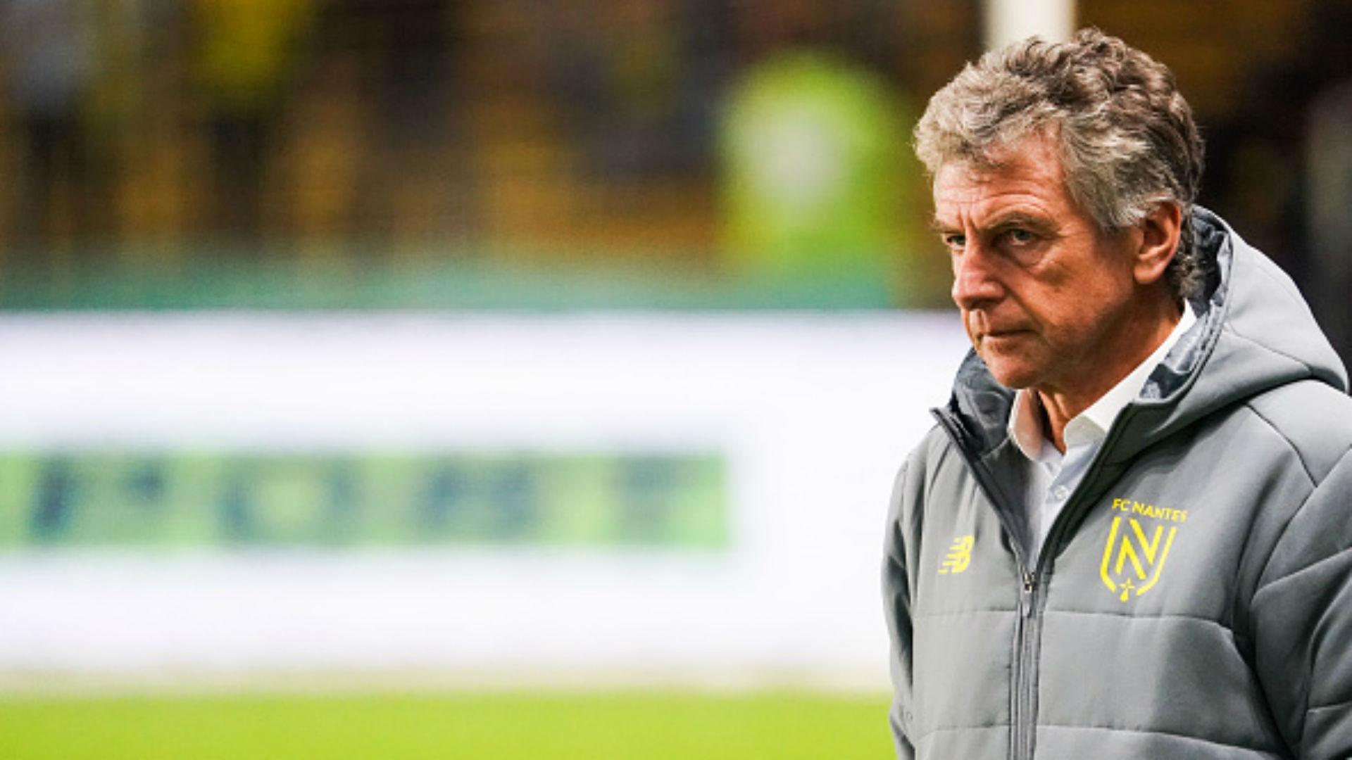 FC Nantes, Gourcuff soutient Aulas pour l'arrêt de la Ligue 1