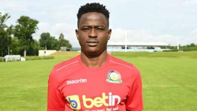 Erick Ouma of Harambee Stars.