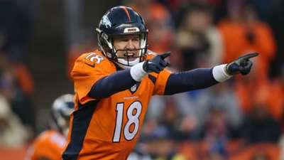 Peyton Manning Denver Broncos 2016