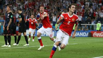 russia croatia - mario fernandes - world cup - 07072018