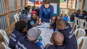 Everton visit Kenya 3