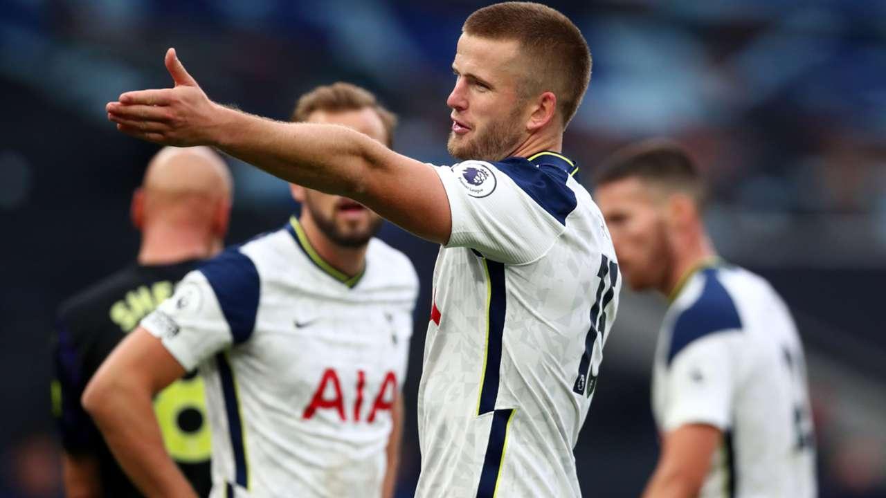 Eric Dier Tottenham 2020-21