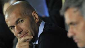 Mourinho back on Real Madrid's radar as Zidane fights for job