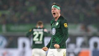 Wout Weghorst Wolfsburg Bundesliga 2018-19
