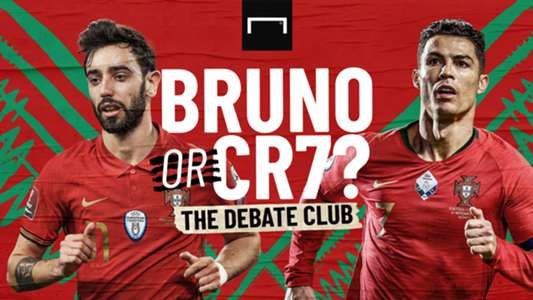The Debate Club: Cristiano Ronaldo or Bruno Fernandes – Who is Portugal's main man at Euro 2020?