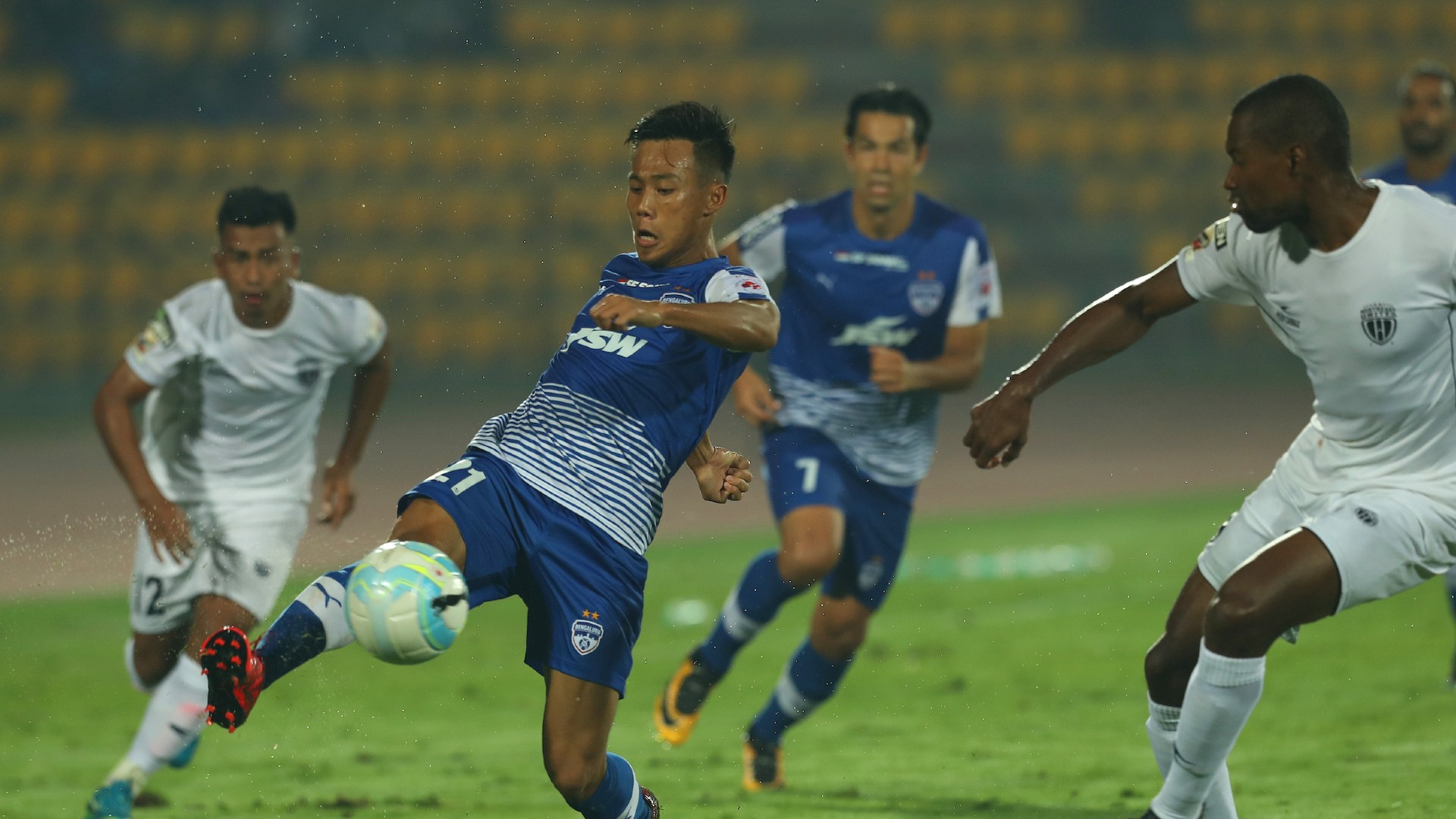 Former Bengaluru FC striker Miku - Udanta Singh can play at the top level in Asia