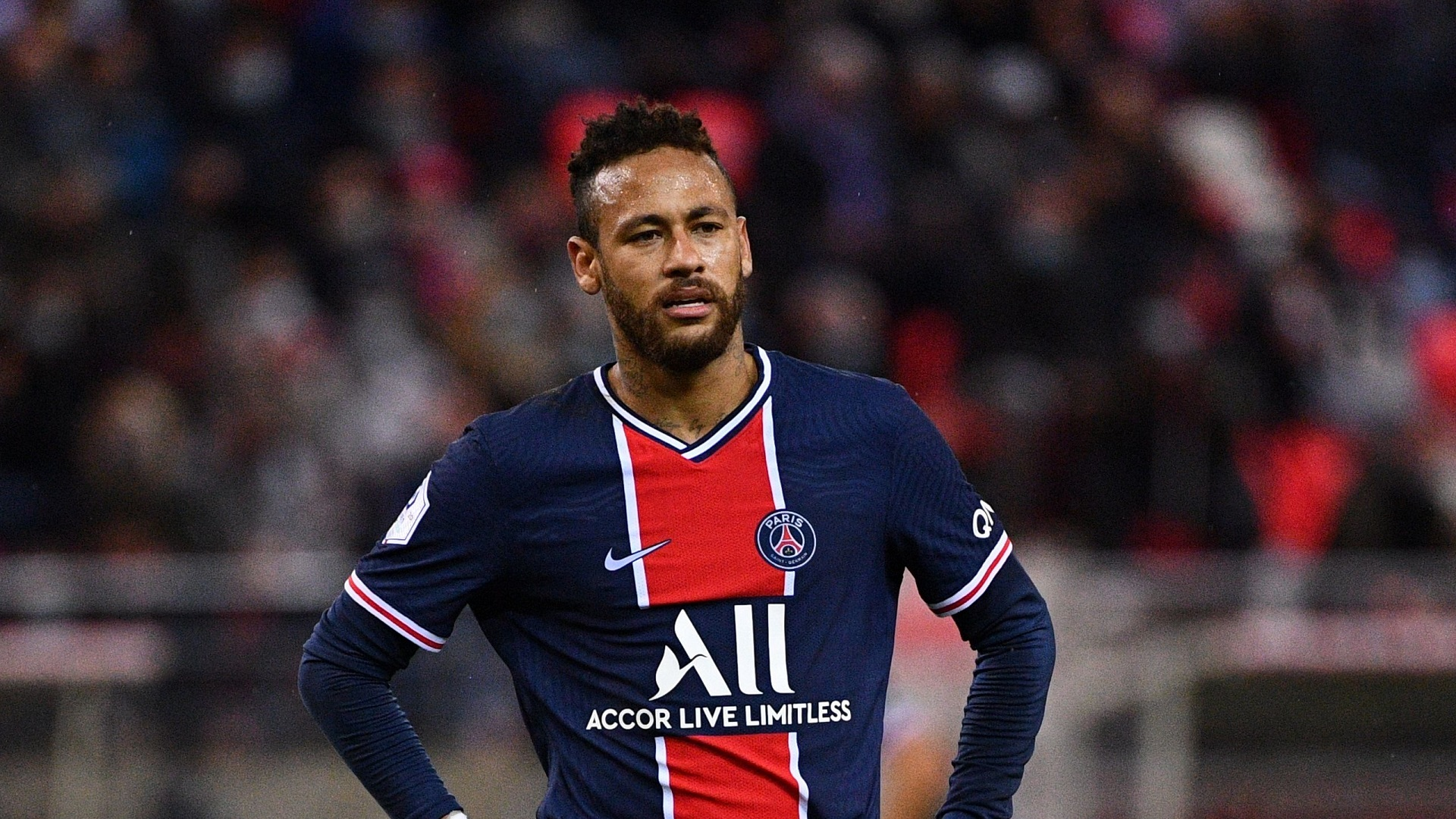 Neymar injury concern for PSG as Tuchel says he 'needs to speak with doctors' following Reims win