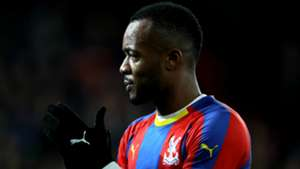 Jordan Ayew's Crystal Palace share spoils with Wolves