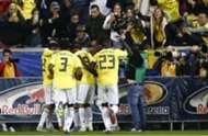 Selección Colombia gol Costa Rica 2018