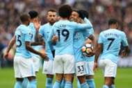 Leroy Sane Manchester City 29042018