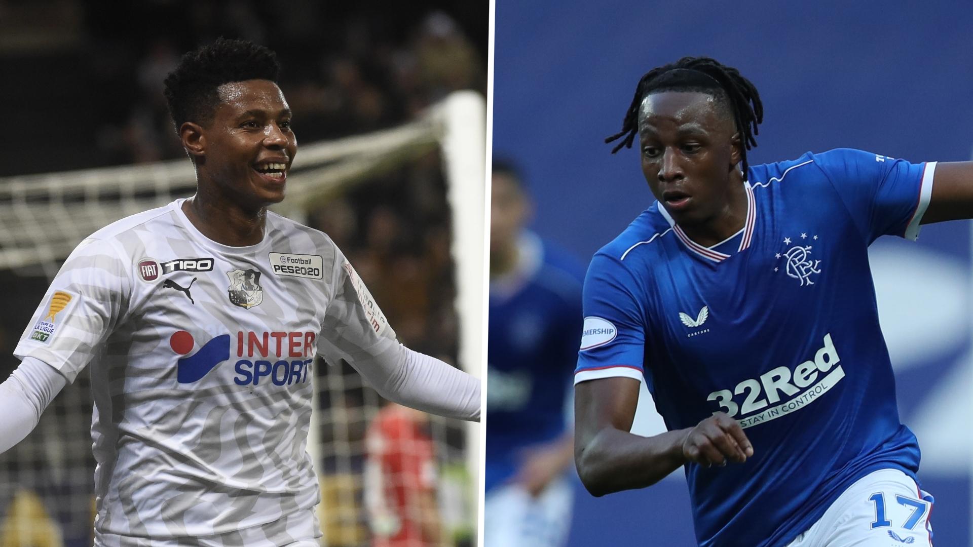 Balogun, Aribo and Zungu help Rangers progress in Europa League