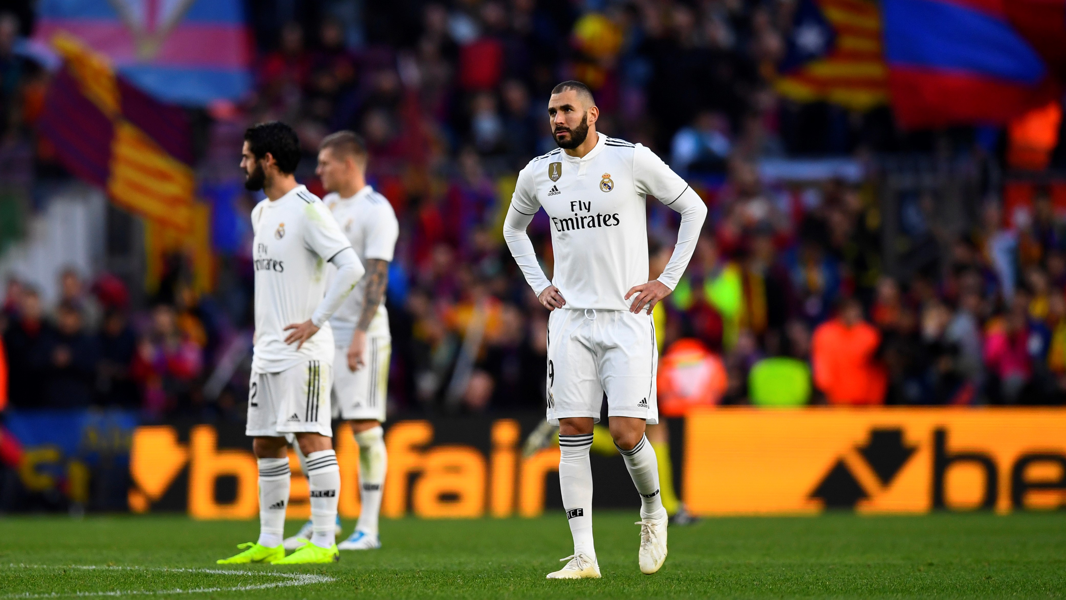 Barcelona Real Madrid LaLiga 28102018