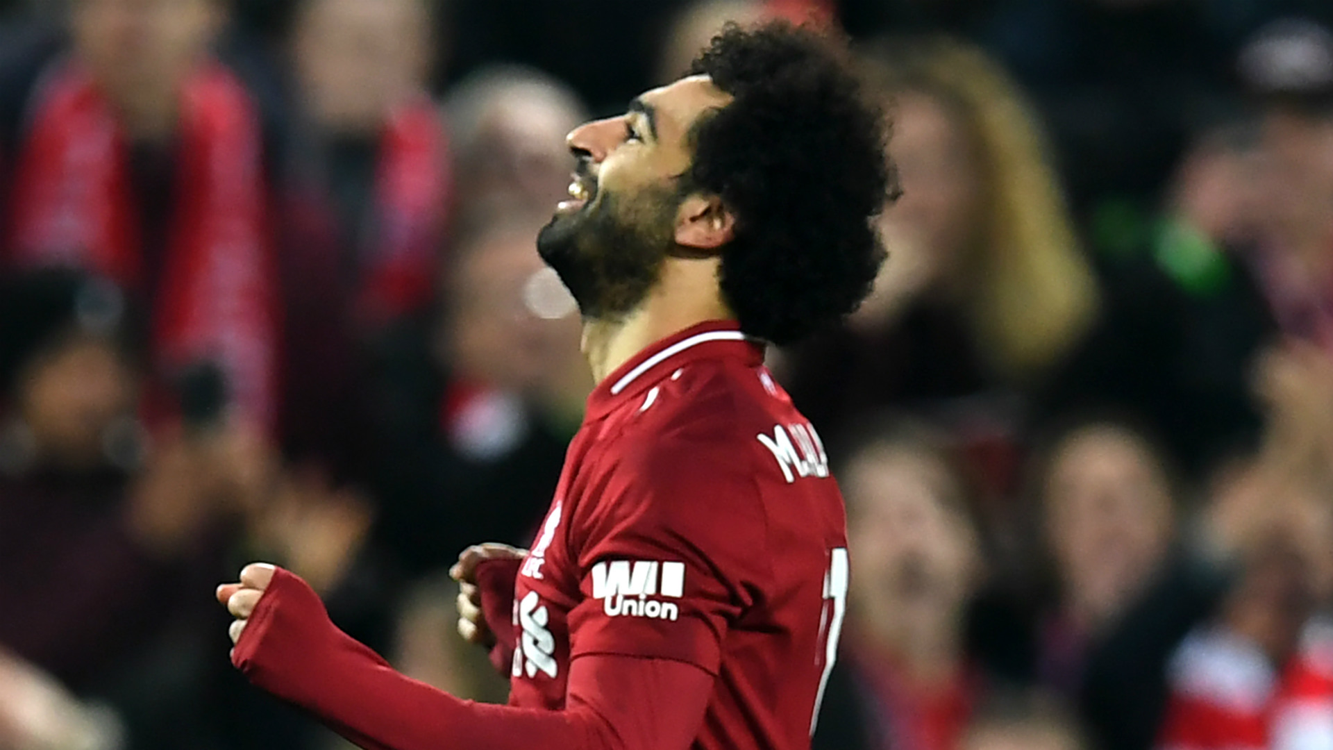 حصاد 2018 محمد صلاح وعام تاريخي Goal Com