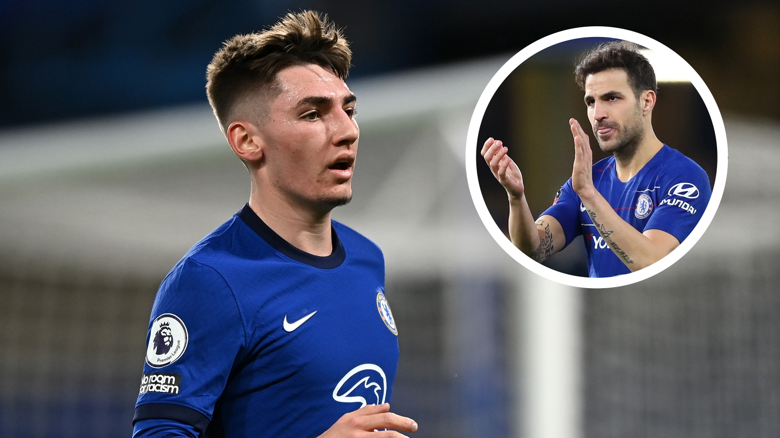 Fabregas acts as inspiration for Gilmour as Chelsea teenager seeks to emulate World Cup winner