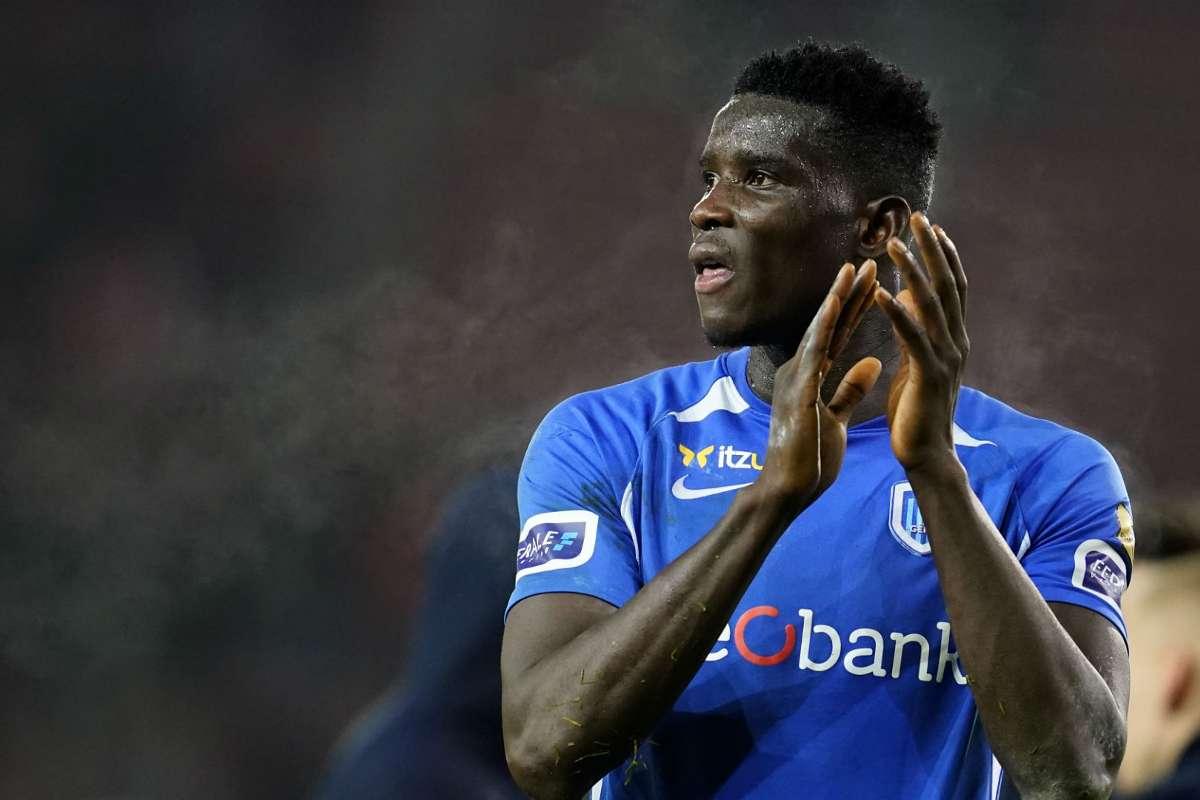 Bongonda Brace Onuachu Goal Lead Genk Past Royal Excel Mouscron Goal Com