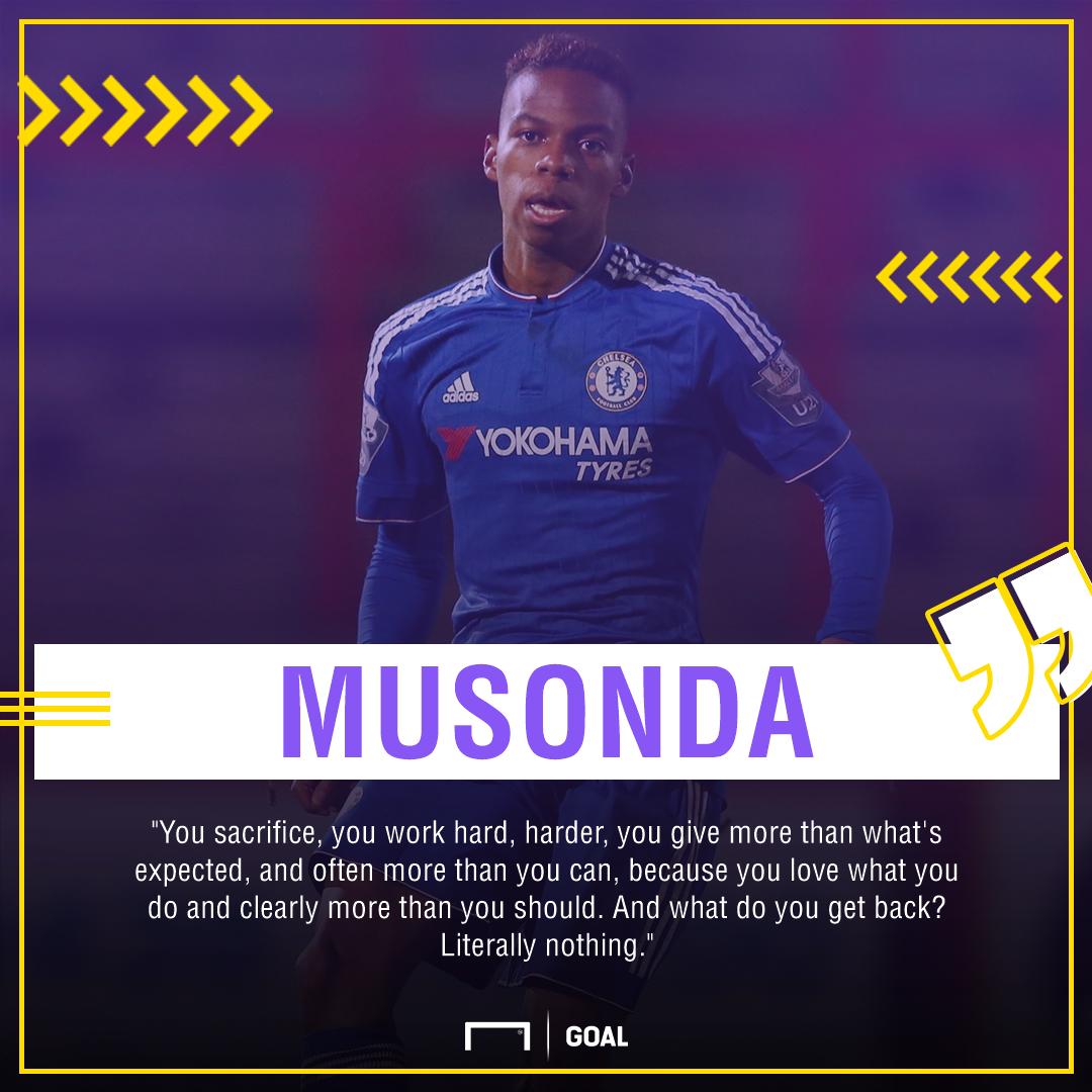 Charly Musonda Chelsea PS