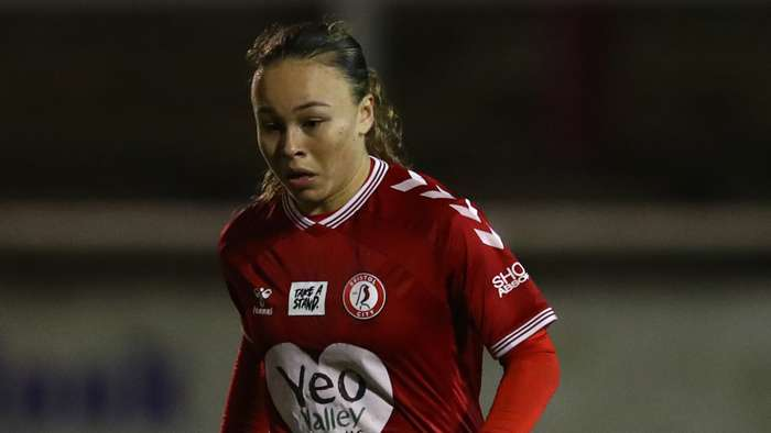 Ebony Salmon Bristol City Women 2020-21